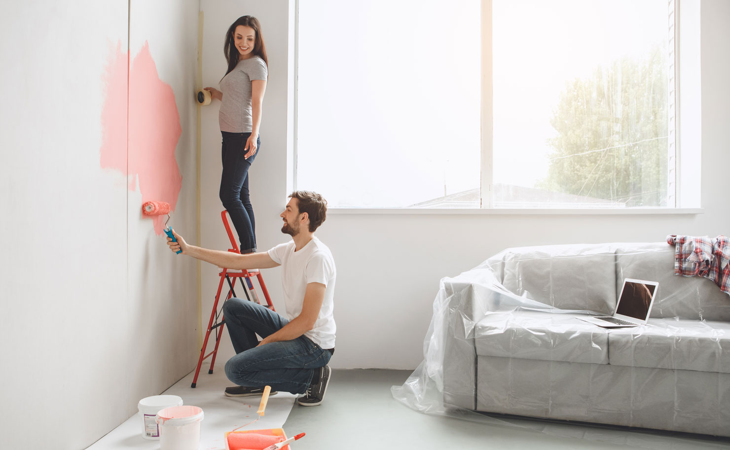 decorating paint